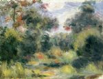 clearing by pierre auguste renoir paintings