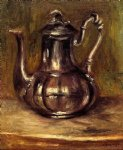 coffee pot by pierre auguste renoir paintings