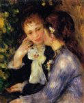 confidences by pierre auguste renoir paintings