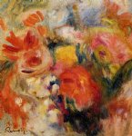 flower study by pierre auguste renoir paintings