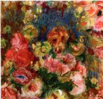 flowers by pierre auguste renoir paintings