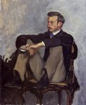 pierre auguste renoir frederic bazille painting