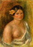 gabrielle by pierre auguste renoir paintings