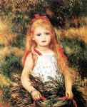 pierre auguste renoir girl with sheaf of corn prints