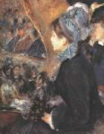 pierre auguste renoir her first evening out prints