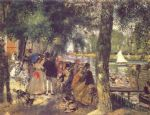 la grenouilliere by pierre auguste renoir paintings