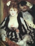 la loge by pierre auguste renoir paintings