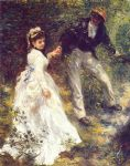 la promenade by pierre auguste renoir paintings