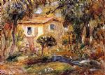 landscape by pierre auguste renoir paintings