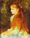 mlle. irene cahen d anvers by pierre auguste renoir paintings