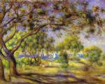 noirmoutier by pierre auguste renoir paintings
