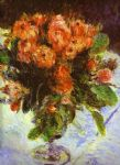 roses by pierre auguste renoir paintings