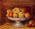 pierre auguste renoir still life with apples and pears painting 26238