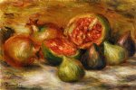 still life with figs by pierre auguste renoir paintings