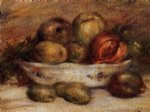 pierre auguste renoir still life with fruit iii painting