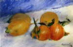 pierre auguste renoir still life with lemons and oranges painting 26253