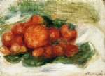 pierre auguste renoir still life with strawberries iii painting