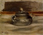 sugar bowl iii by pierre auguste renoir paintings