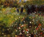 summer landscape by pierre auguste renoir paintings