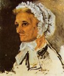 the artist s mother by pierre auguste renoir painting