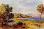 the bay by pierre auguste renoir painting