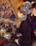 the first outing by pierre auguste renoir painting