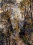 pierre auguste renoir the path through the forest paintings