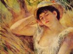 pierre auguste renoir the sleeper posters
