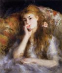 the thinker ii by pierre auguste renoir paintings