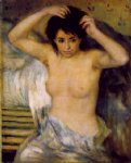 torso by pierre auguste renoir paintings