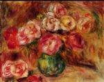 pierre auguste renoir vase of flowers ii art