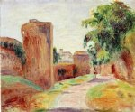 walls in spain by pierre auguste renoir paintings