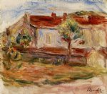 white house by pierre auguste renoir painting