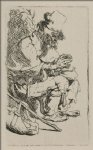 a beggar warming his hands over a chafing dish by rembrandt van rijn prints
