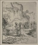 jesus original paintings - jesus christ s body carried to the tomb by rembrandt van rijn