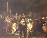night watch by rembrandt van rijn oil paintings