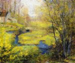 springtime by robert vonnoh painting