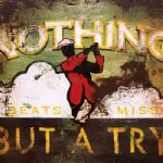 nothing but a try by rodney white original paintings