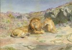 royalty at home by rosa bonheur acrylic paintings