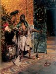 rudolf ernst harem guard prints