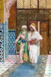 rudolf ernst returning home painting