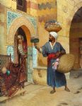 rudolf ernst the flower seller art