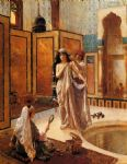 rudolf ernst the harem bath prints
