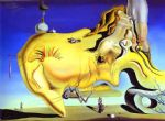 the great masturbator by salvador dali painting