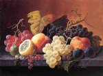 severin roesen still life with fruit ix painting 25163