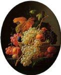 severin roesen still life with fruit vii painting 25167