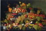 severin roesen still life with fruit x painting 25169