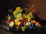 severin roesen still life with fruit xi painting 25170