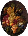 severin roesen still life with fruit xiii painting 25172