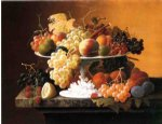 severin roesen still life with fruit xiv painting 25173